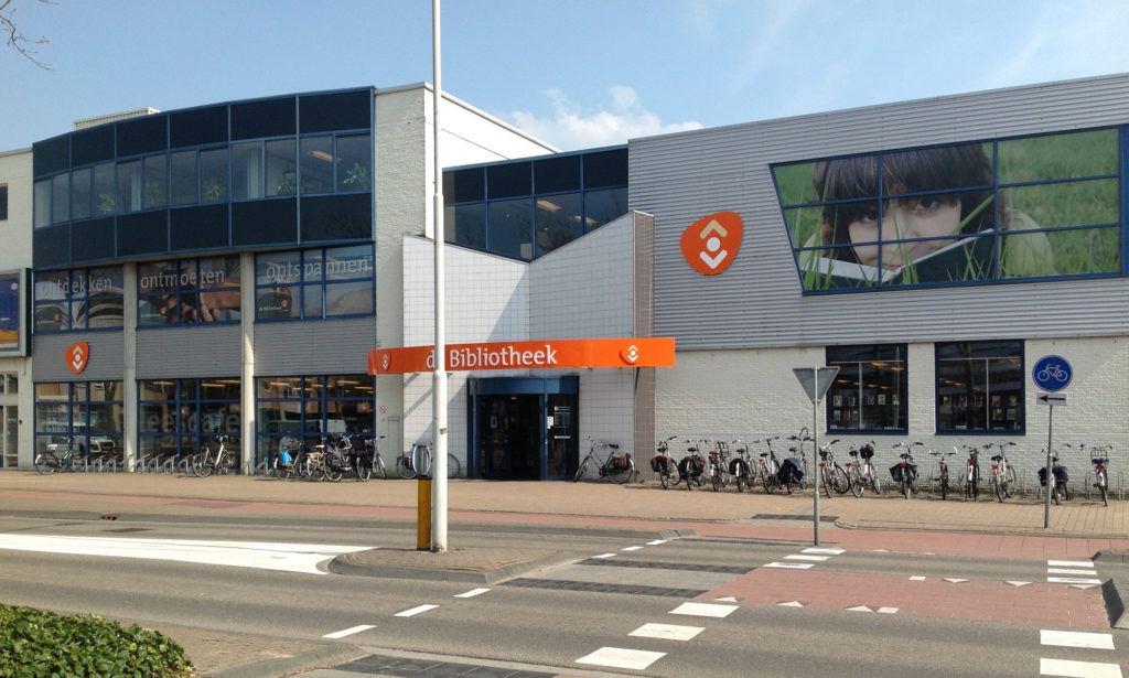 bibliotheek Heerenveen