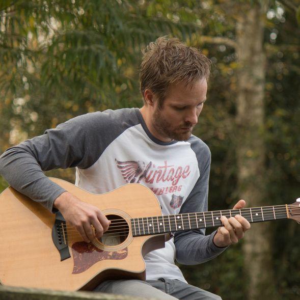gitaarles Hanno de Vries