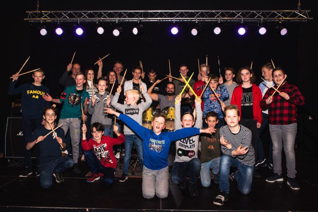 Drumschool Pruiksma Music