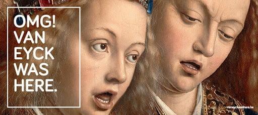 Lezing Jan van Eyck