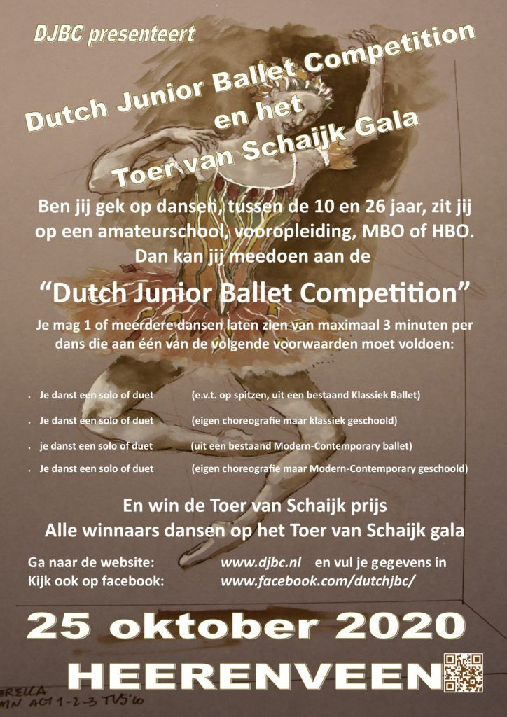 Dutch Junior Ballet Competition